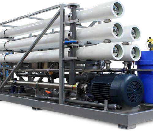 Seawater Desalination Plants